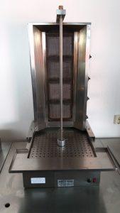 3X ARCHWAY doner/kebab/gyros grill met 4 branders (Gas) Image