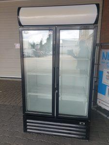 Pelican display koelkast 2 deurs Image