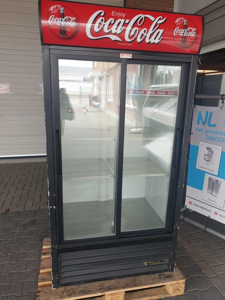 Coca Cola display 2 deurs (schuif) Image