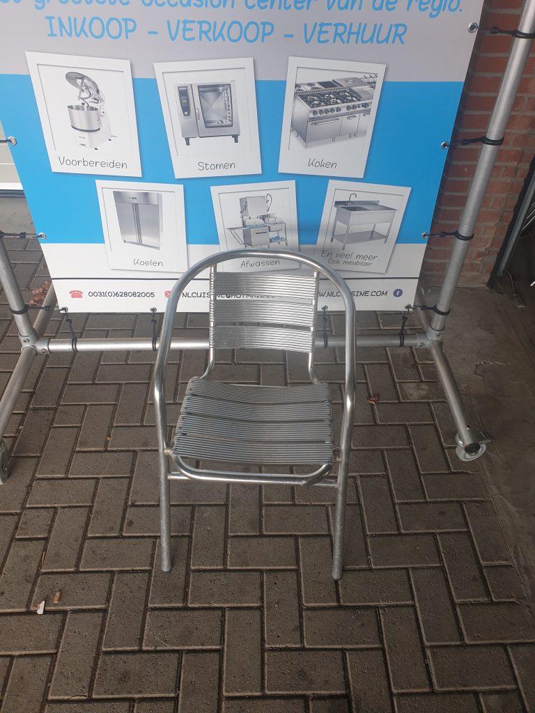 20 Terras stoelen Image