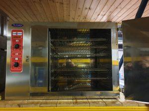 Convotherm oven 380v Horeca Image