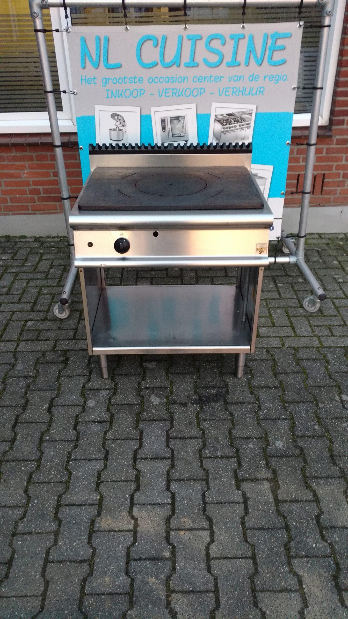 Olis kookplaat gas Image