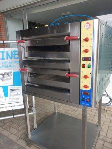 Diamond pizza oven 2x4 Image