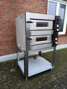 Cuppone pizza oven 2x4 met onderstel Image
