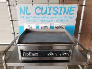 Profinox rvs bakplaat 380v Image