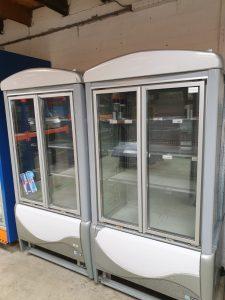 1 x Isa coca cola display koelkast Image