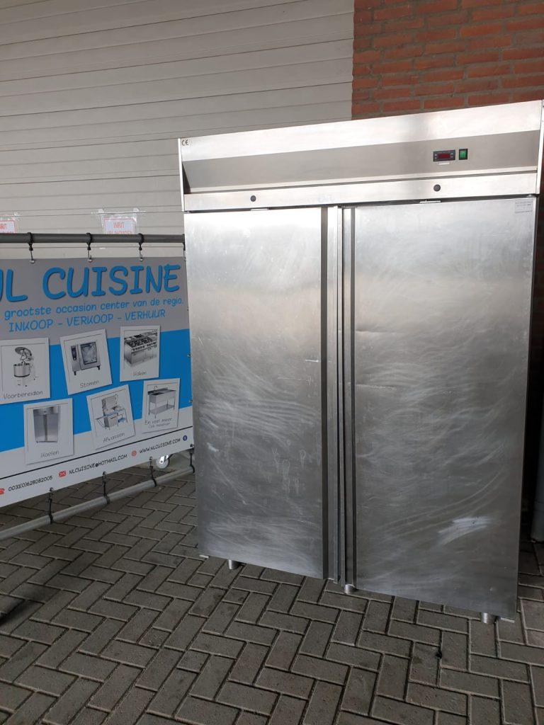 2 Deurs rvs koelkast Image